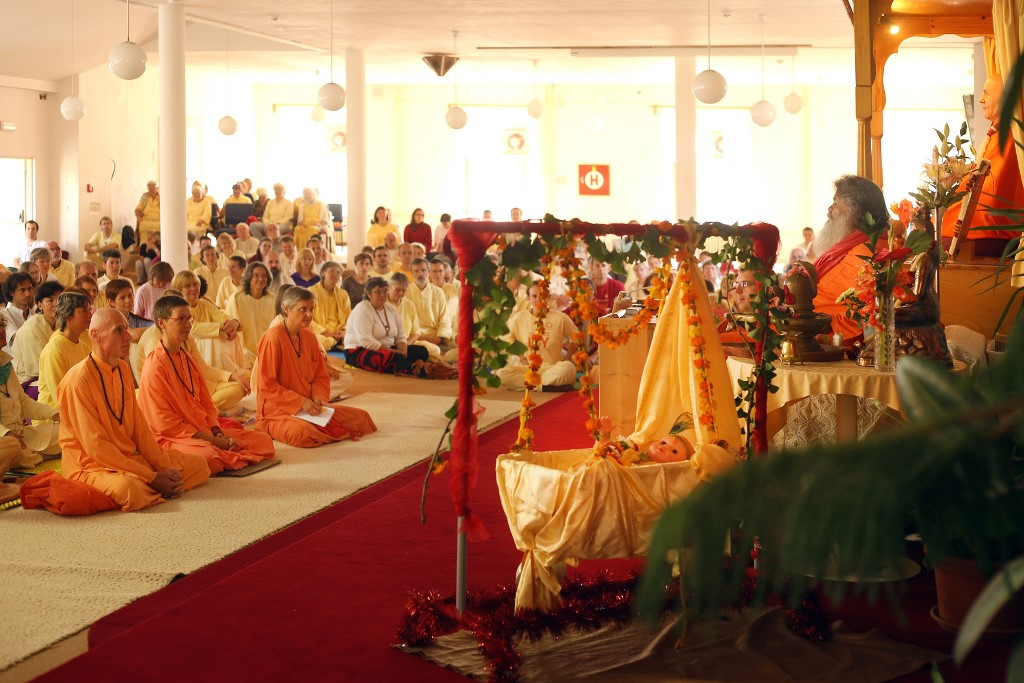 Sri Krishna Jayanti in Strilky