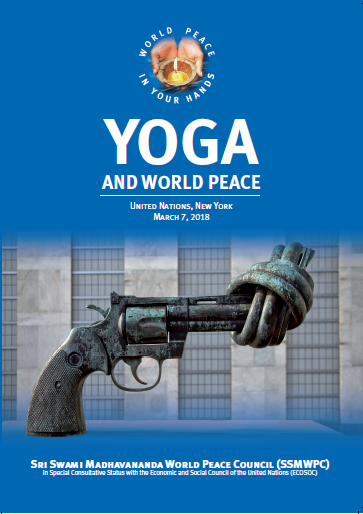 'Yoga and World Peace' Conference announced